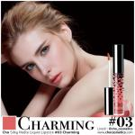 Cho silky matte liquid lipstick 03 Charming