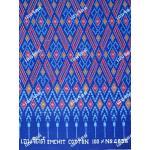 ผ้าถุงเอมจิตต์ ec4896 น้ำเงิน