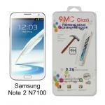 ฟิล์มกระจก Samsung Galaxy Note 2 N7100 9MC