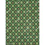 ผ้าถุงเอมจิตต์ ec10330B เขียว