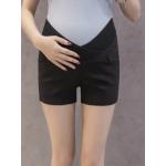 กางเกงคนท้องขาสั้น SP1706 สีดำ : Size 2XL