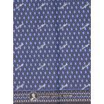 ผ้าถุงแม่พลอย mp2146 น้ำเงิน