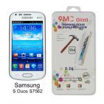 ฟิล์มกระจก Samsung Galaxy S Duos S7562 9MC