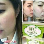 BFC Greentea Soap (สำหรับผิวหน้า ) Wholesale