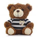 แบตสำรอง ตุ๊กตาหมี 6000 mAh สีน้ำตาล