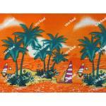 ผ้าถุงเอมจิตต์ ec10237 ส้ม