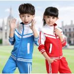 ชุดวอร์ม ชุดกีฬา สำหรับเด็กผู้หญฺิง เด็กชาย ความสูงเริ่มต้น 110 cm