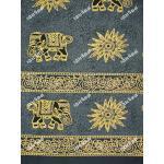 ผ้าถุงเอมจิตต์ ec9853 เทา