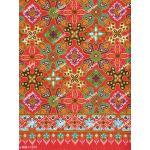 ผ้าถุงเอมจิตต์ ec11381 แดง