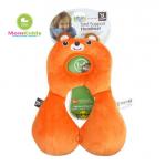 หมอนรองคอ Benbat : หมีสีส้ม