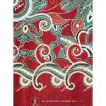 ผ้าถุงแม่พลอย mp11343 แดง
