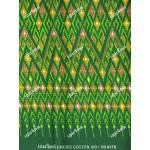ผ้าถุงเอมจิตต์ ec4176 เขียว