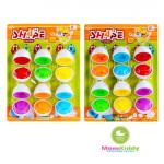 จับคู่ไข่รูปทรง Egg Shape Puzzle