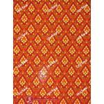 ผ้าถุงแม่พลอย mp2541 แดง