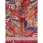 ผ้าถุงแม่พลอย mp11345 อิฐ