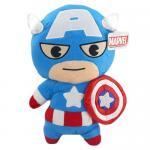 """ตุ๊กตา ซุปเปอร์ฮีโร่ Captain americal (14"""")"""