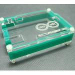 กล่องอะคริลิค (Uno Box) สีเขียว