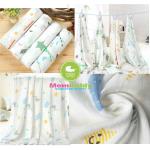 ผ้าห่อตัวเด็ก ผ้าห่มเด็กมัสลิน Bamboo Organic Cotton