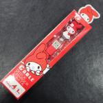 สายชาร์จ iPhone 5/5S 6/6 Plus มาย เมโลดี้ My Melody แดง