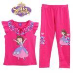เจ้าหญิงโซเฟีย - Sofia the first สีชมพู - Size 4