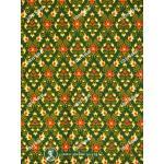 ผ้าถุงแม่พลอย mp474 เขียว