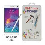 ฟิล์มกระจก Samsung Galaxy Note 4 9MC