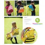 กระเป๋าสะพายเด็ก กระเป๋าเป้ Zoo Pack  Skip Hop (orange idea)