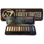 w7 In The Buff : Lightly Toasted Natural Nudes • Eye Colour Palette