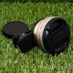 เลนส์ Lens 2 in 1 LQ-027 สีทอง