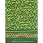 ผ้าถุงเอมจิตต์ ec4731 เขียว