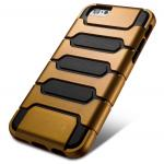 เคสไอโฟน6/6S เคสฝาหลัง สีทอง