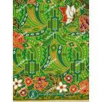 ผ้าถุงแม่พลอย mp0101 เขียว