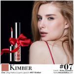 Cho silky matte liquid lipstick 07 Kimber
