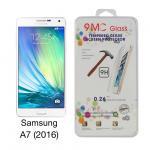 ฟิล์มกระจก Samsung A710 (2016) 9MC