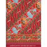ผ้าถุงเอมจิตต์ ec11394 แดง