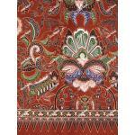 ผ้าถุงเอมจิตต์ ec8869 อิฐ