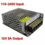 Switching Power Supply 60W 12V 5A