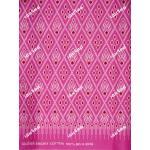 ผ้าถุงเอมจิตต์ ec2652 ชมพู