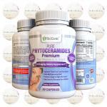 Oganix pure phytoceramides premium plus vitamin A C D & E ออแกนิค ไฟโตเซราไมด์ พรีเมี่ยม พลัส วิตามิน เอ ซี ดี และ อี ส่งฟรี EMS