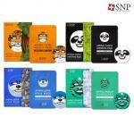 SNP Animal Mask แผ่นมาร์กหน้าลายสัตว์ มาส์กหน้าใส