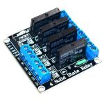 4-CH 5V 2A Solid State Relay