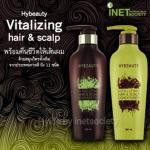 Vitalizing Hair & Scalp Shampoo Conditioner