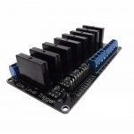 8 Channel 5V 2A Solid State Relay (SSR)