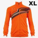 เสื้อวอร์มพิมพ์ลาย S SPEED S684 ส้ม Size XL