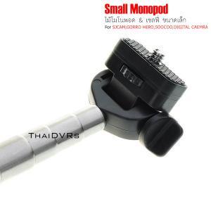 Monopod ขนาดเล็ก คละสี