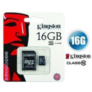 MicroSD Card 16GB Class 10