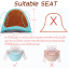 AAG HIPSEAT BABY CARRIER (FROM KOREA) - 015 MODEL thumbnail 6