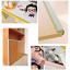 ยางกันชนกันกระแทก สีเหลือง แบบม้วน ยาว 2 เมตร ใช้ติดขอบตู้ขอบเตียงหรือส่วนที่แหลมช่วยป้องกันเด็ก thumbnail 9