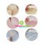 ชุดนอนคนท้อง เสื้อแขนยาวและกางเกงแขนยาวสีพื้นลายจุด เปิดให้นมได้ - PJ0001 thumbnail 5
