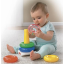 Fisher Price ห่วงเรียงซ้อน Fisher Price Brilliant Basic thumbnail 5